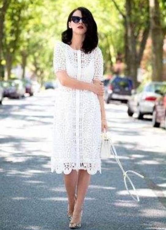 穿一条裙子好看,穿两条裙子好玩又好看|正流行